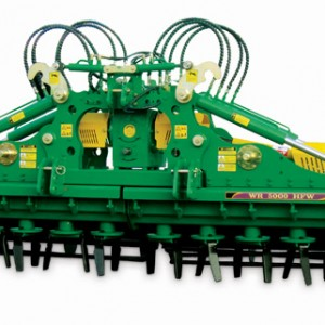 HFW Series Power Harrow
